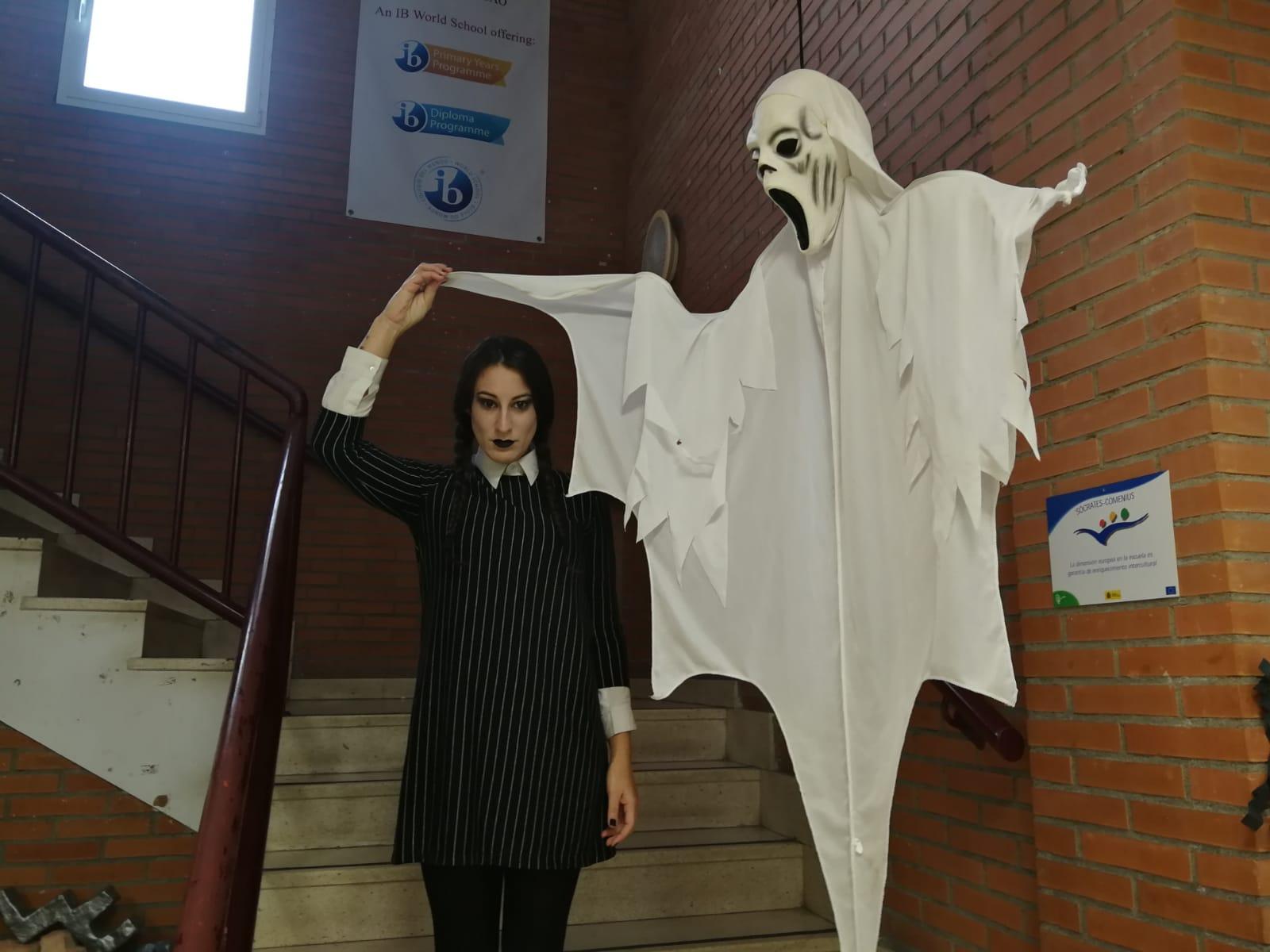 Halloween En El Colegio Americano Utopian