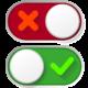 botones aceptar rechazar cookies